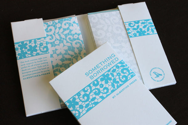 Something Borrowed - Albertine Press