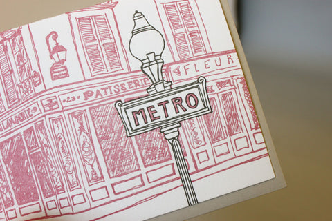 Paris Sketches - Albertine Press