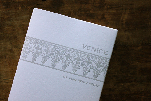 Venice Sketches - Albertine Press