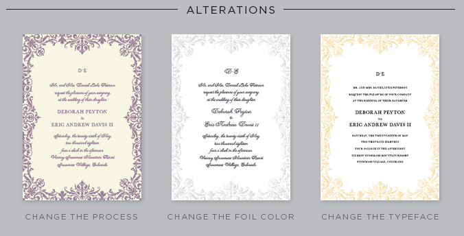 Brocade Border by Kleinfeld Paper