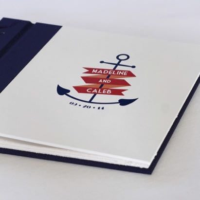 Personalized Large Album Anchor