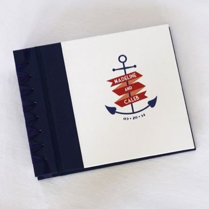 Personalized Small Album Anchor