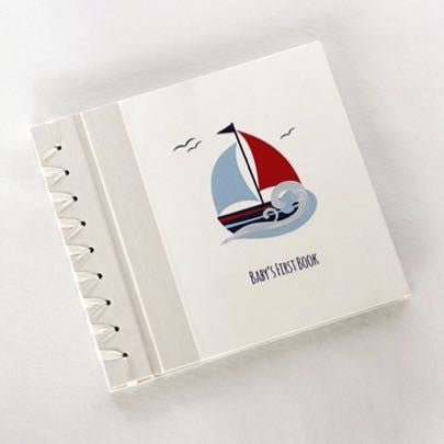 Baby's First Book Sail Away