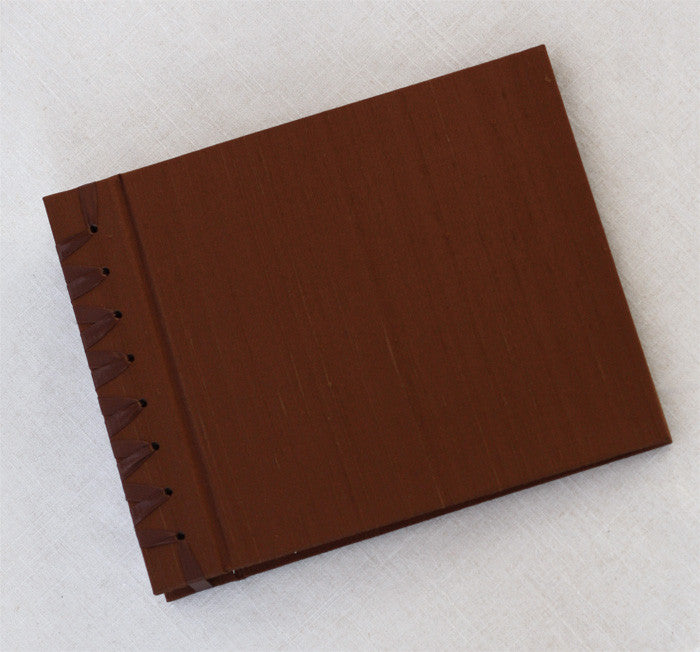Small Album Basic Brown