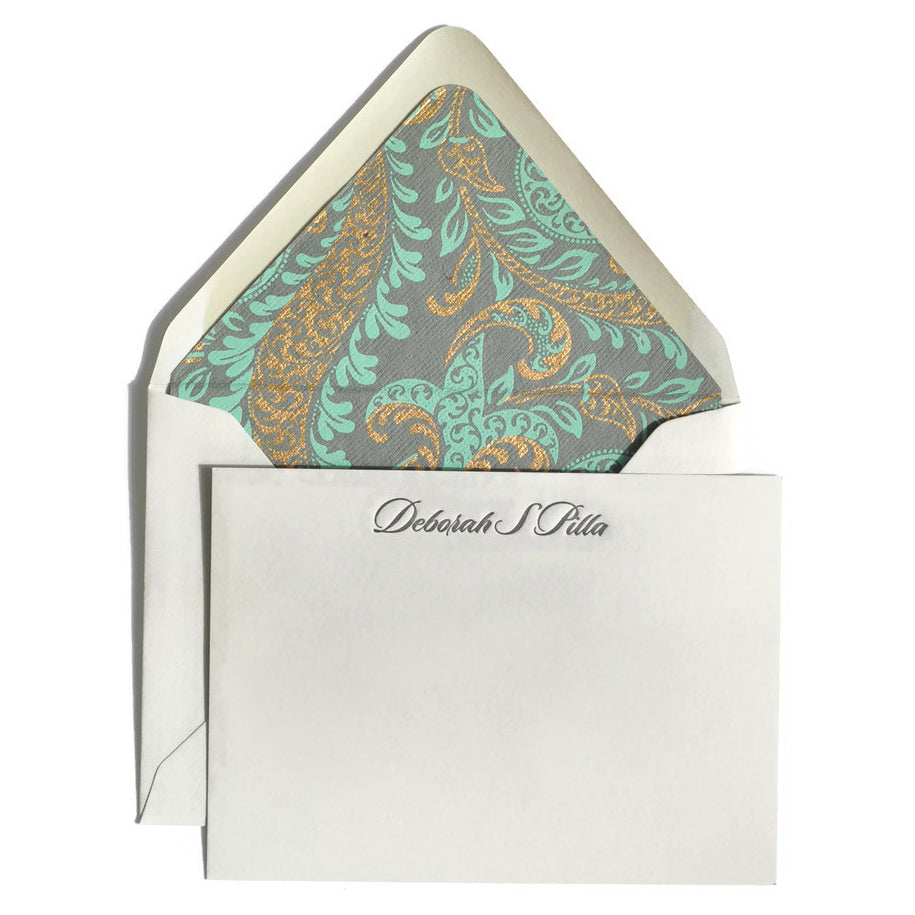 Classic Correspondence Notecard FS71
