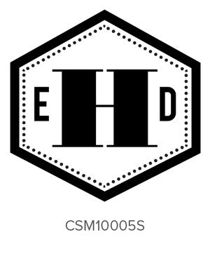 Custom Monogram Stamp CSM10005S