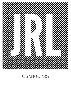 Custom Monogram Stamp CSM10023S