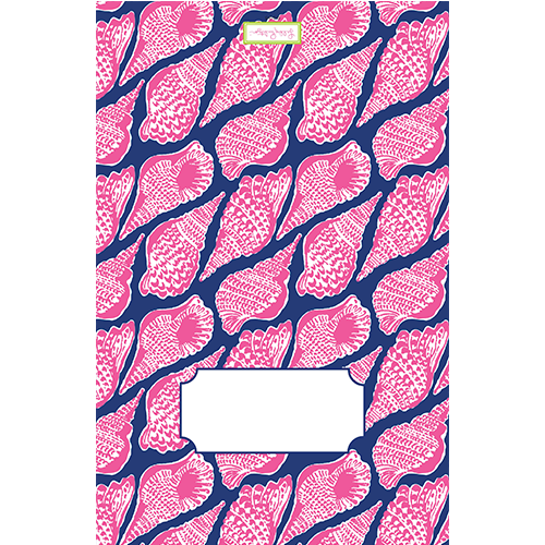 Cute as Shell Folded Notes by Lilly Pulitzer®