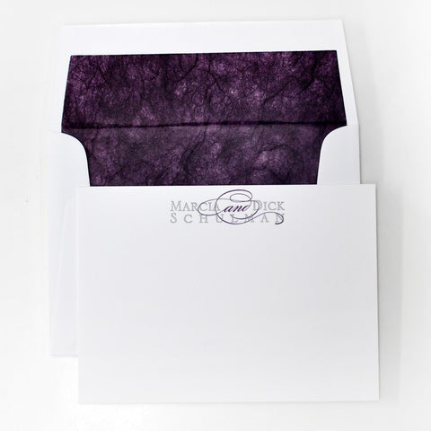 Personal Stationery - Design 23