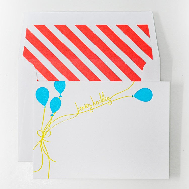 Personal Stationery - Design 31