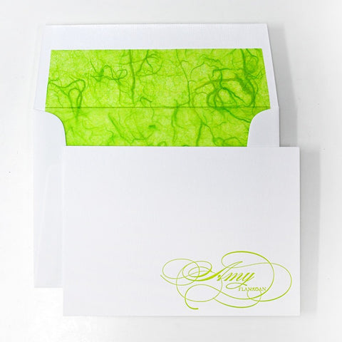 Personal Stationery - Design 34