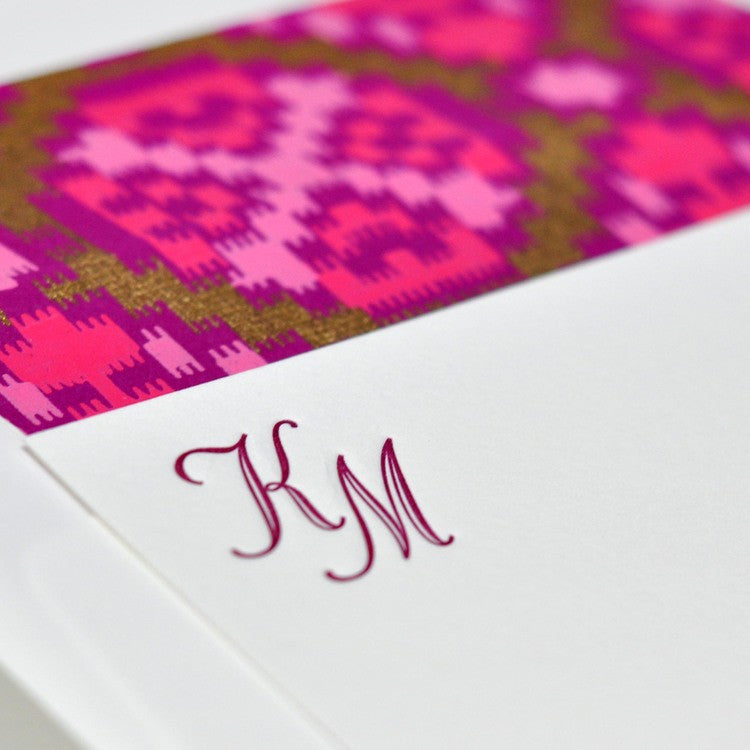 Personal Stationery - Design 39