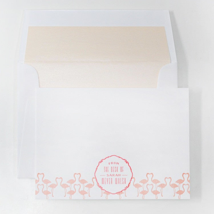 Personal Stationery - Design 43