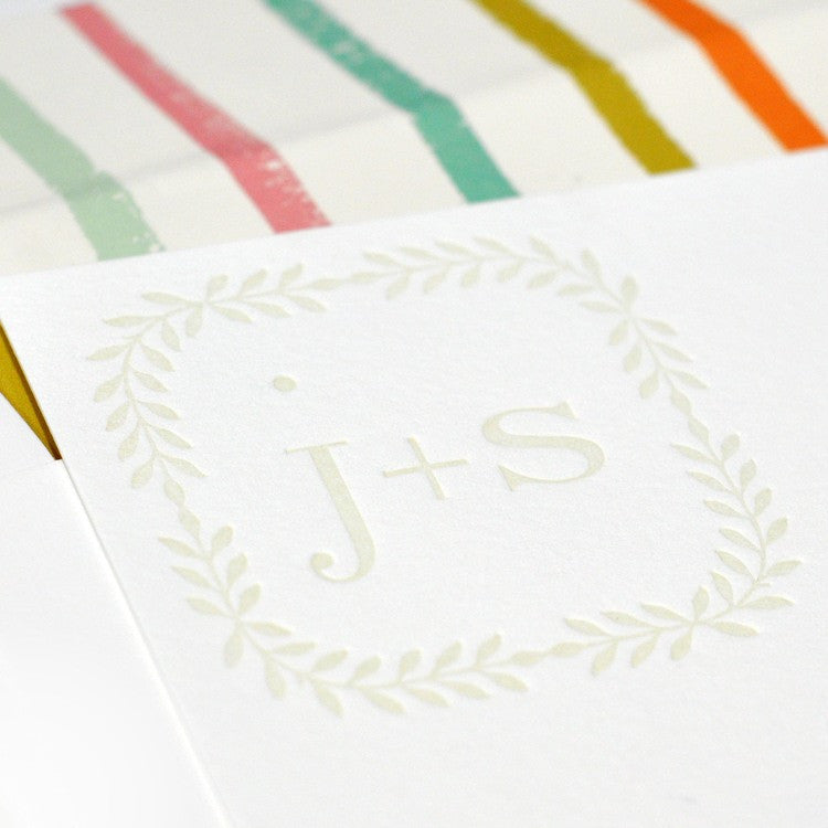 Personal Stationery - Design 47