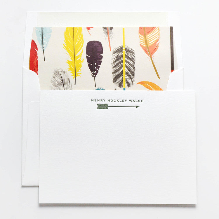 Personal Stationery - Design 51