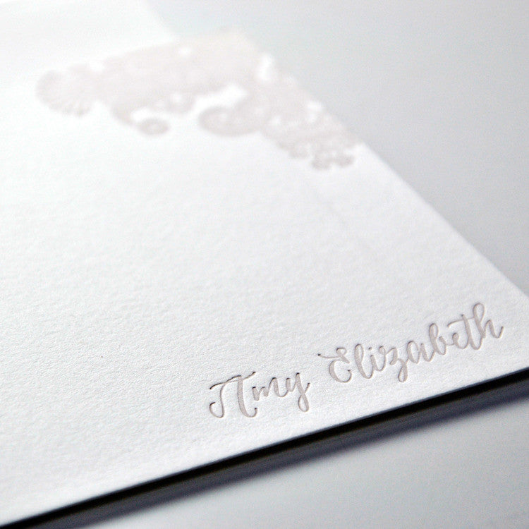 Personal Stationery - Design 53
