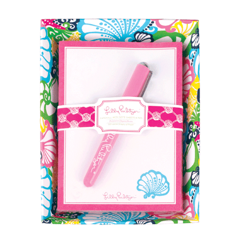 Chiquita Bonita Catchall with Pad by Lilly Pulitzer®