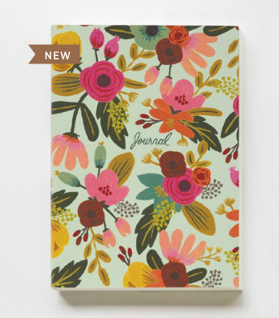 Rifle Paper Co.® Mint Floral Journal