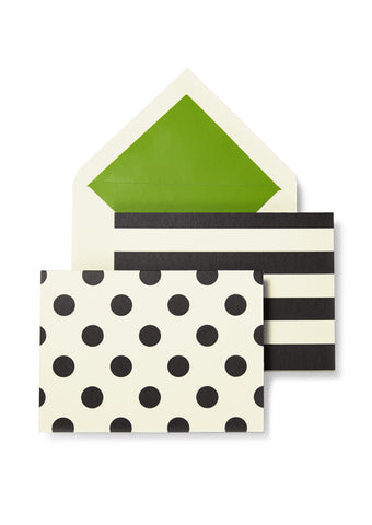 kate spade new york® spot on notecards