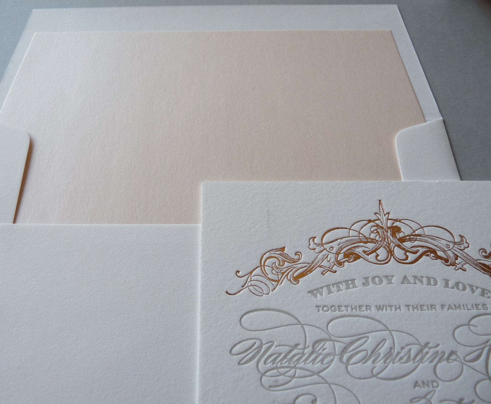 Guy - Haute Papier Luxe Deux Wedding