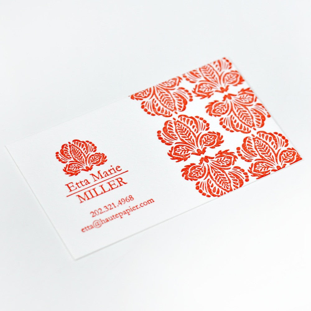 Personal Stationery - Design 35