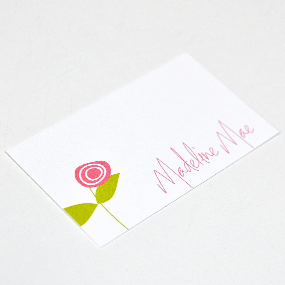 Personal Stationery - Design 36