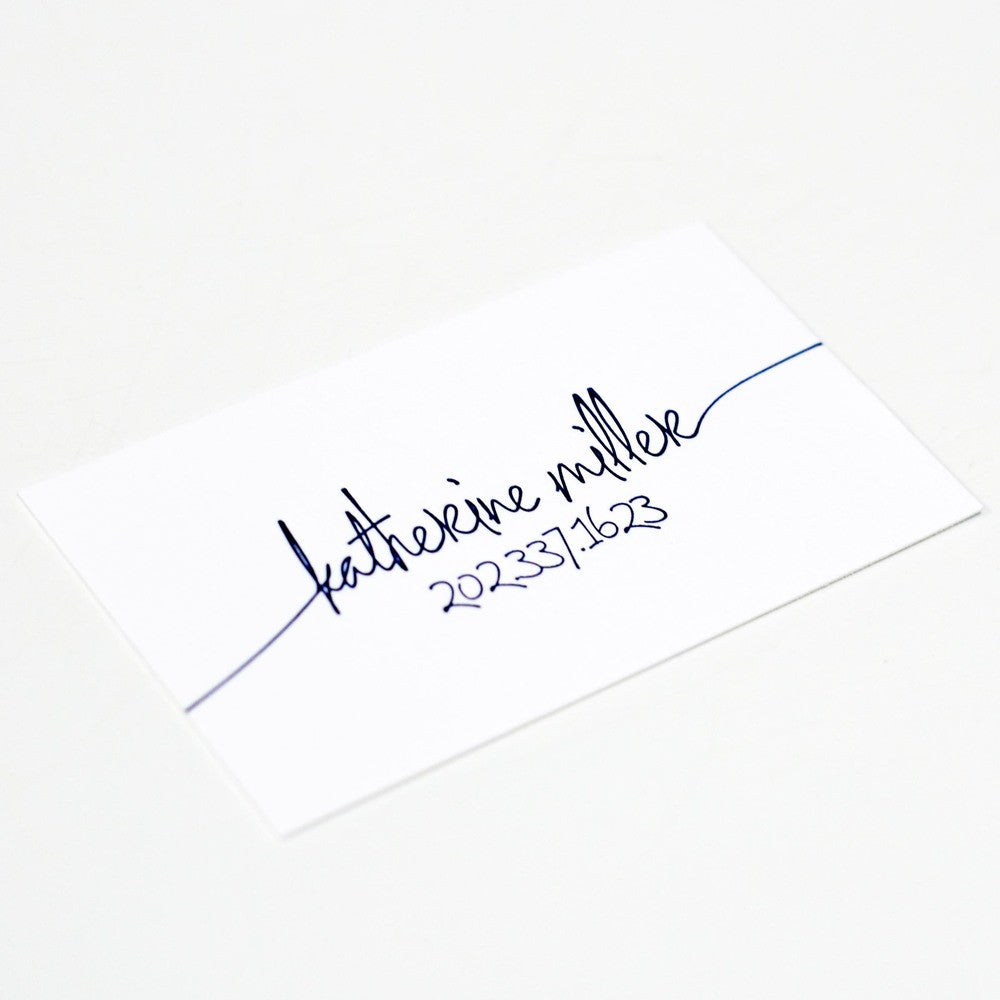 Personal Stationery - Design 37