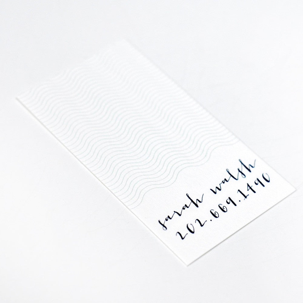 Personal Stationery - Design 50