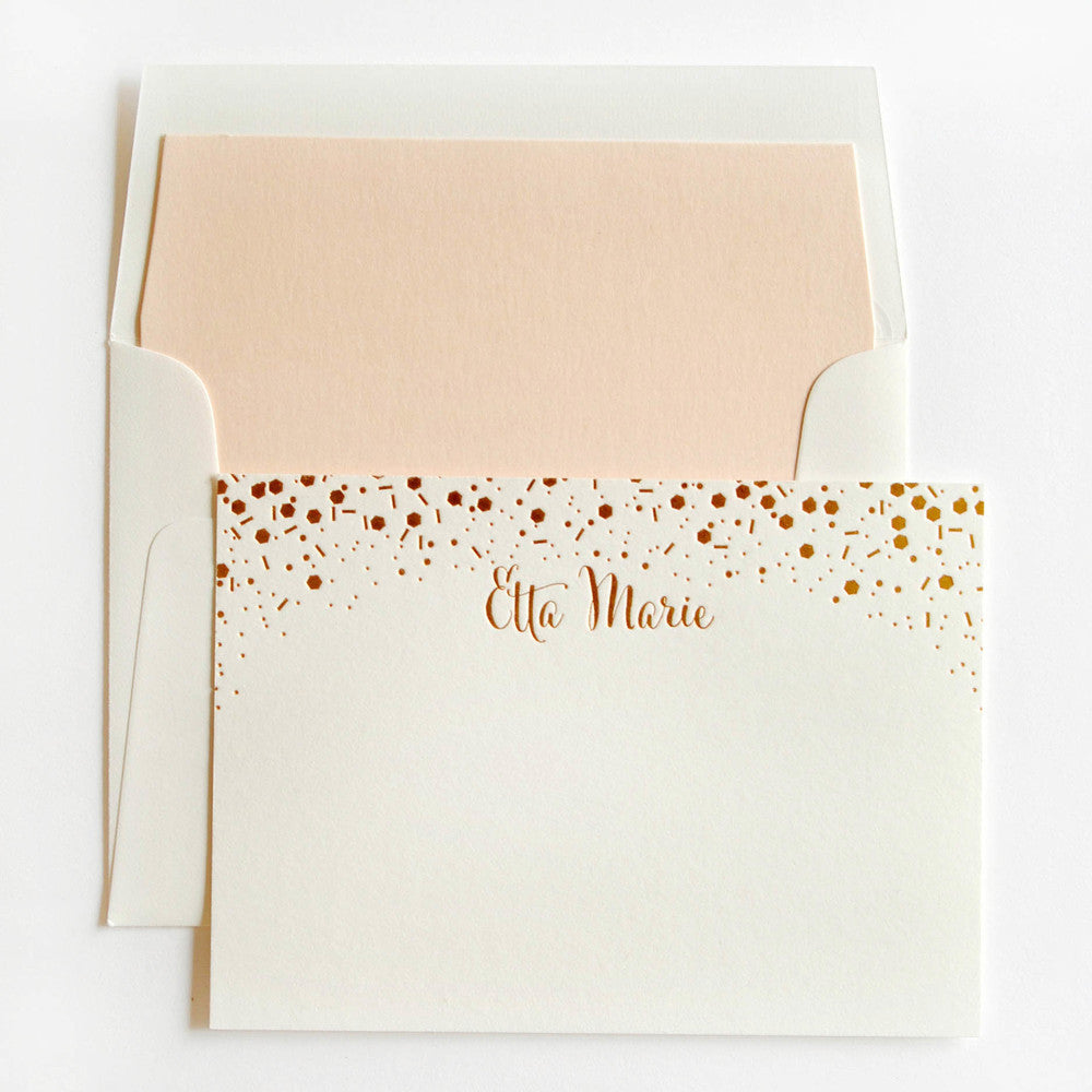 Personal Stationery - Design 61