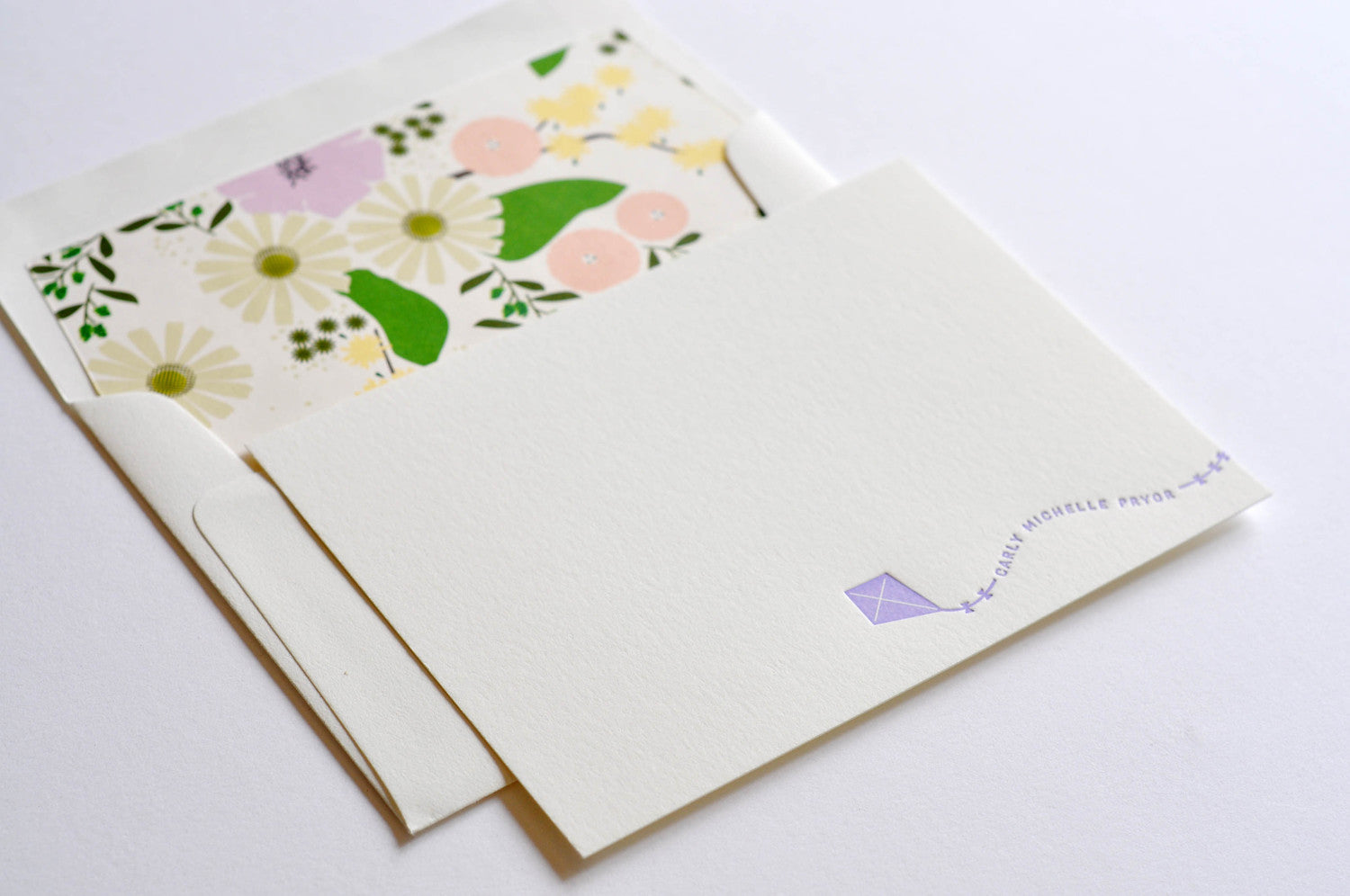 Personal Stationery - Design 62