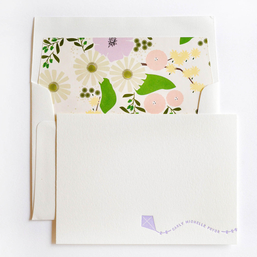 personal stationery design 62 paper pearl