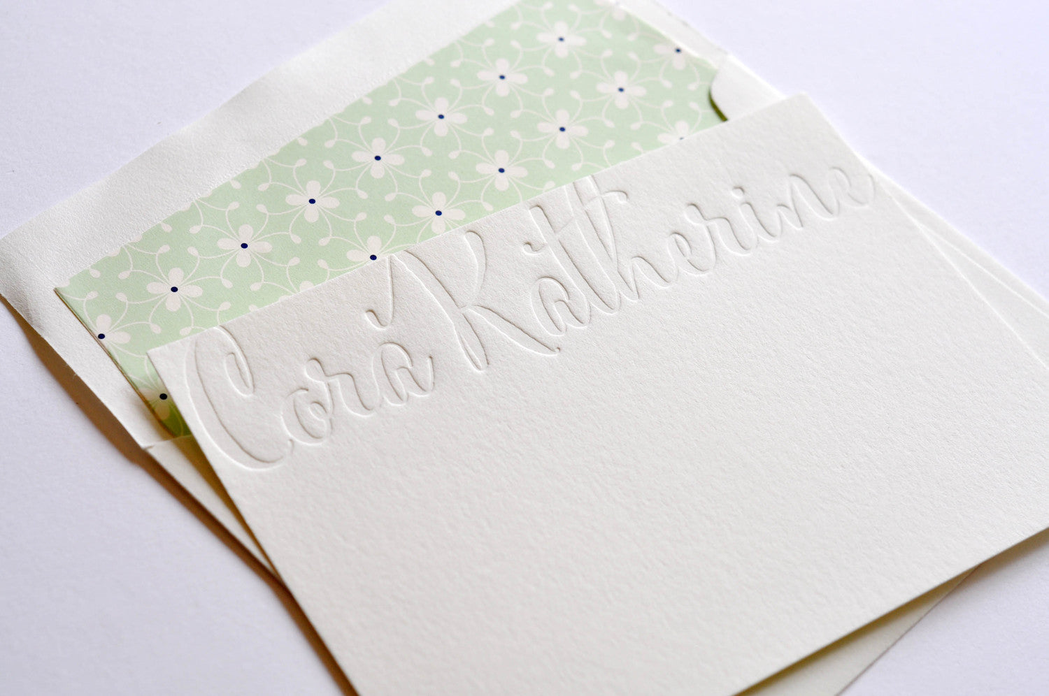 Personal Stationery - Design 63