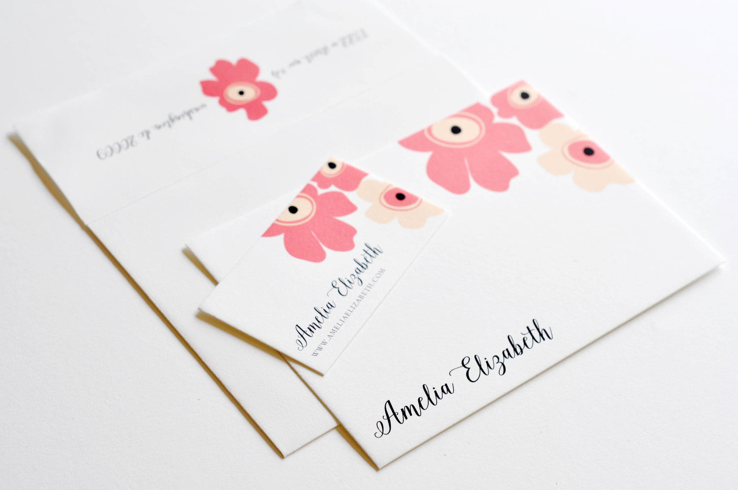Personal Stationery - Design 65