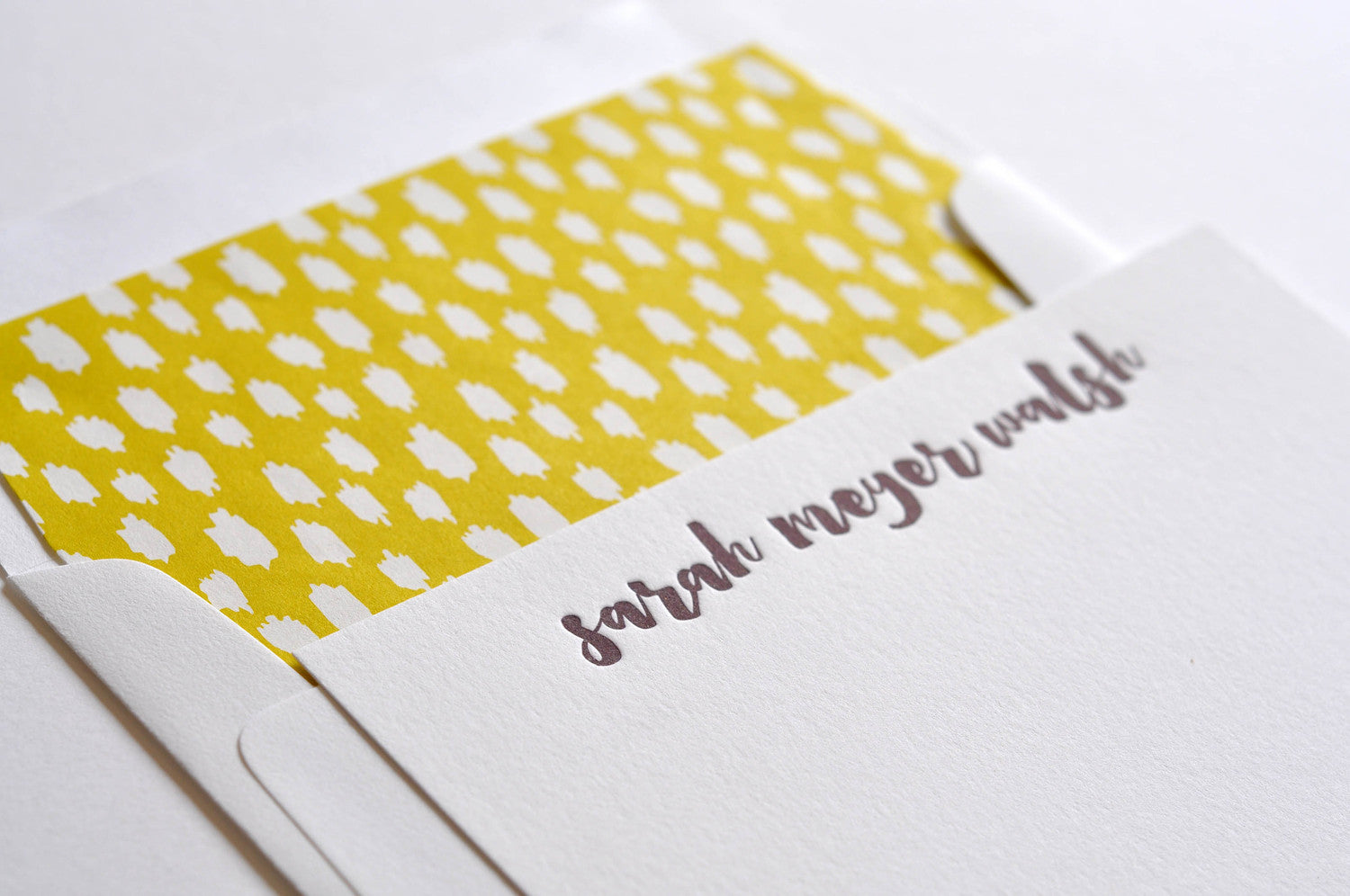 Personal Stationery - Design 69