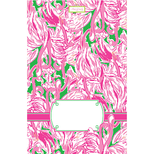Pink Colony Folded Notes by Lilly Pulitzer®