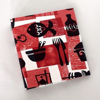 Recipe Journal - Tablecloth