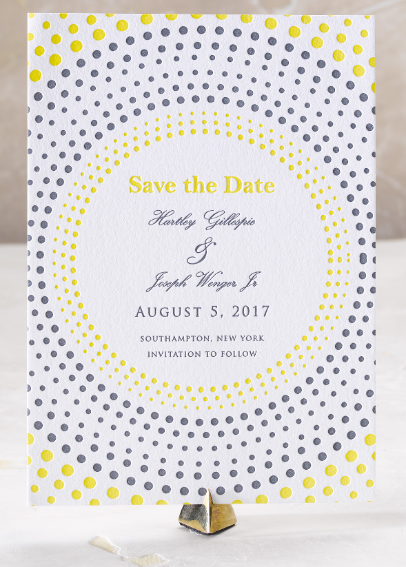 Hartley + Joe Save the Date