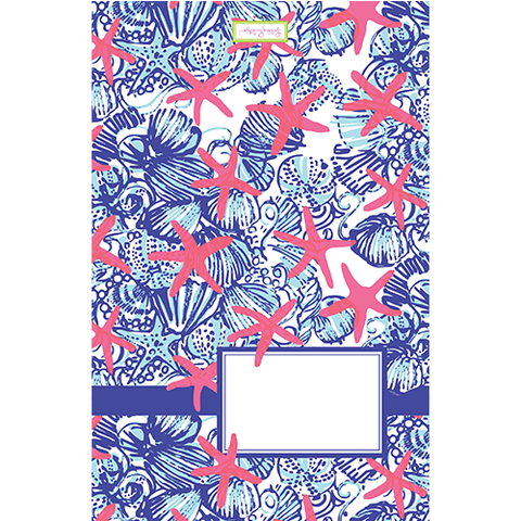 She She Shells Folded Notes by Lilly Pulitzer®