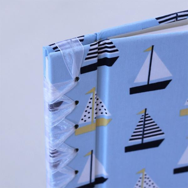 Baby's First Book Sailboat
