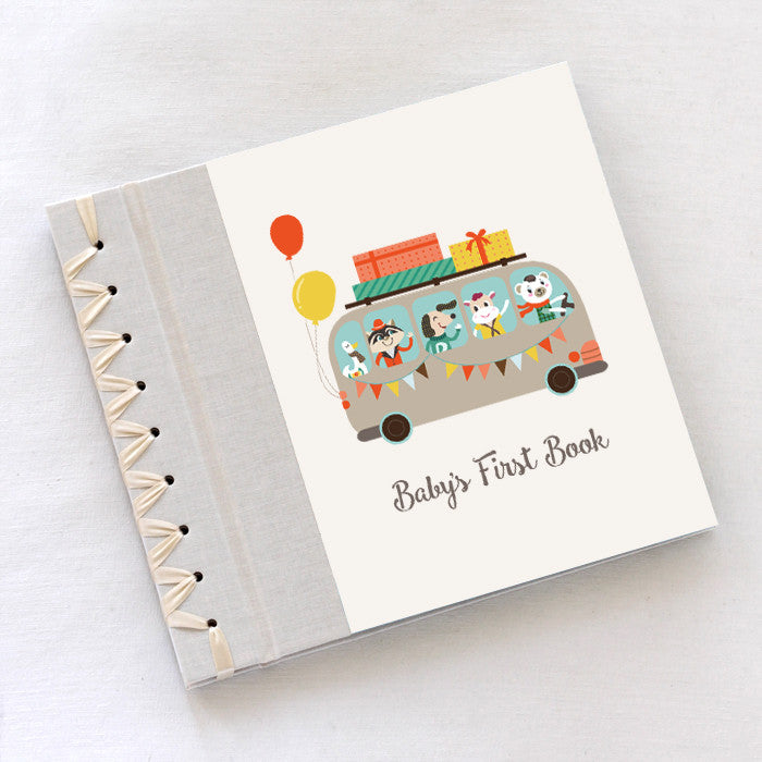 Baby's First Book Big Bus