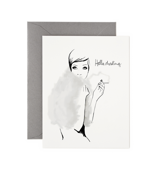 Garance Dore Hello, Darling Cards