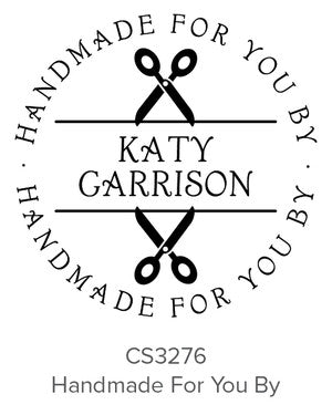 Custom Kitchen + Craft Stamp CS3276