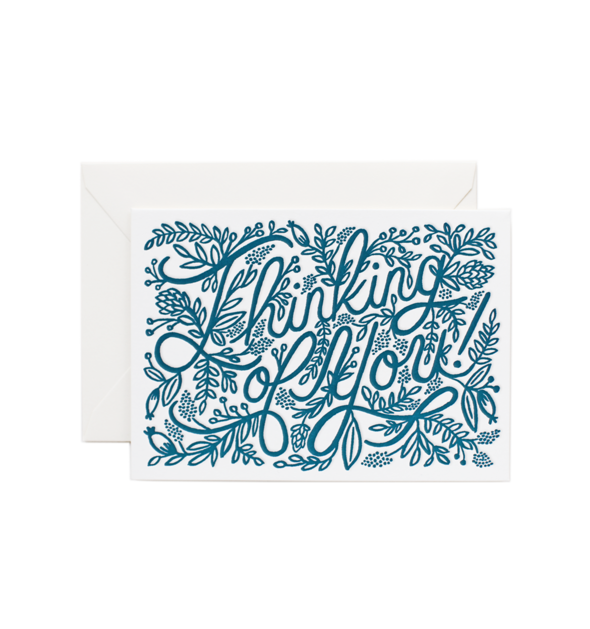 Rifle Paper Co. Letterpress Boxed Notes