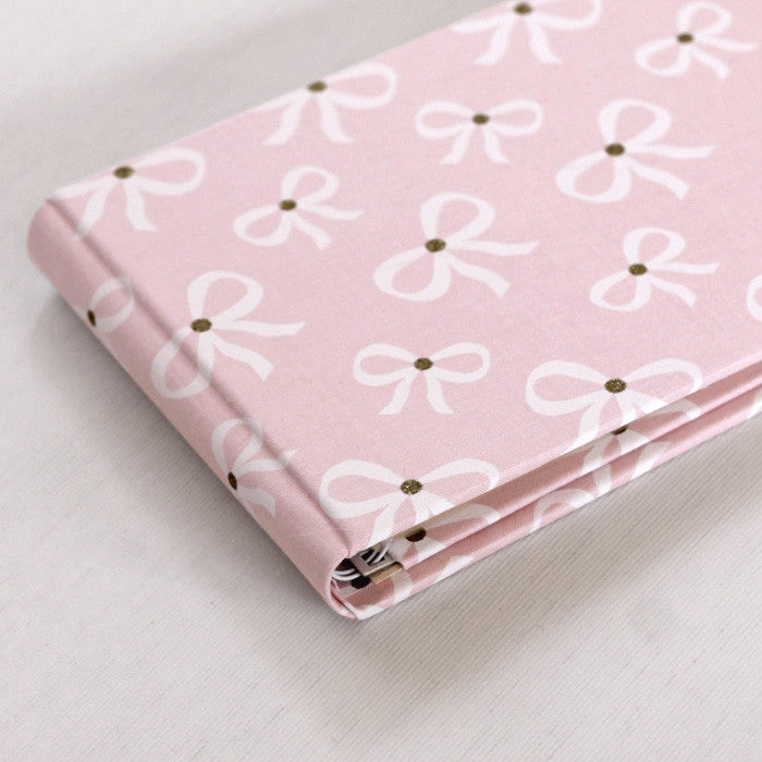 Brag Book Pink Bow