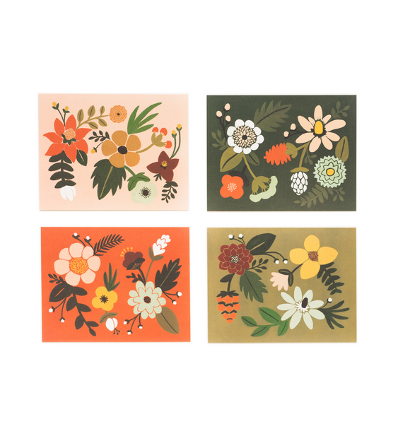 Rifle Paper Co. Folk Boxed Note Cards