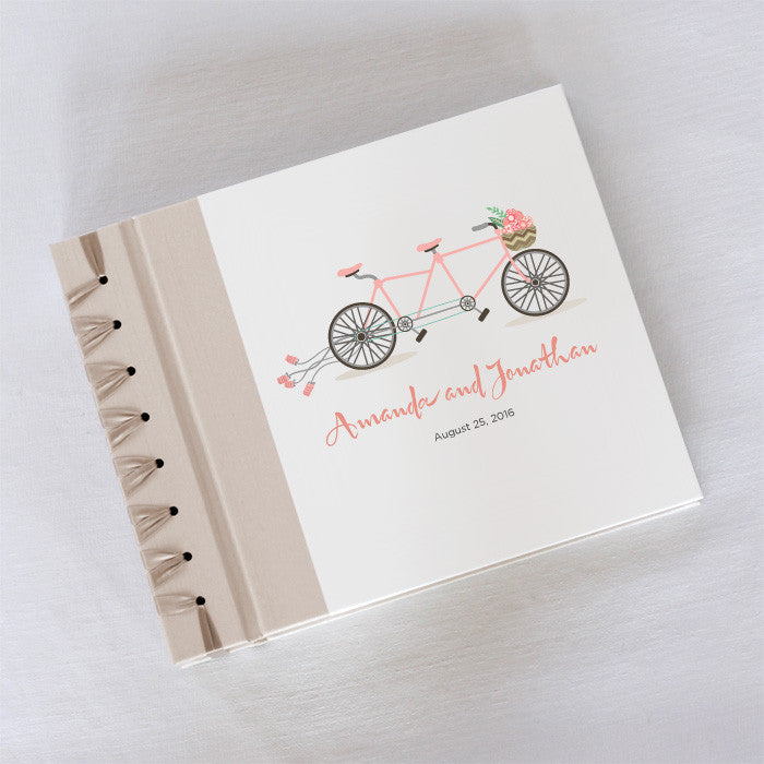 Personalized Small Album Bike