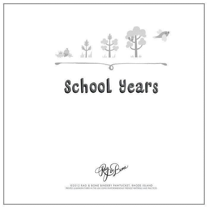 School Years Natural Linen