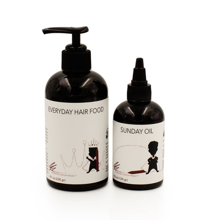 DYNAMIC DUO | CRADLE CAP + DRY SCALP