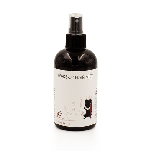 The Brown Crayon Project WAKE-UP HAIR MIST