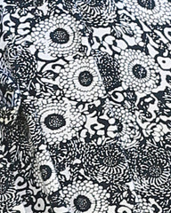 The Sigrid Dress - Chrysanthemum Print